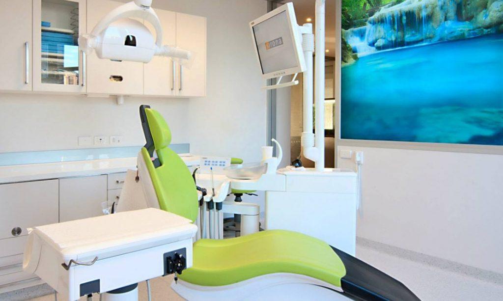 Art De Dente Melbourne CBD Dental Chair