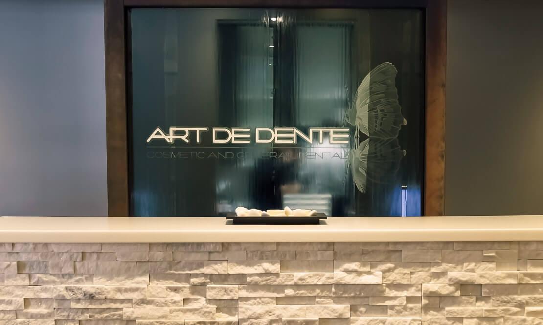 Art De Dente Melbourne CBD Front Desk Dentist Melbourne