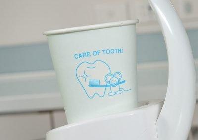 Art De Dente Melbourne CBD Paper Cup Dentist Melbourne