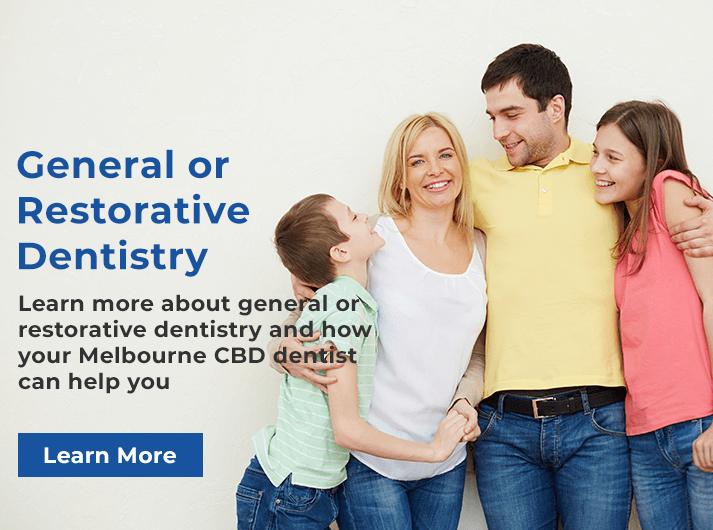 preventive dentistry banner melbourne
