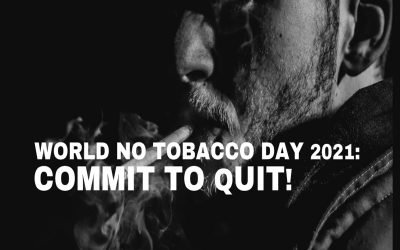 World No Tobacco Day 2021 in Melbourne CBD: Commit to Quit!