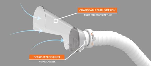 rhondair aerosol capture system manual melbourne cbd