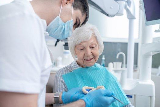 broken dentures what to do melbourne cbd