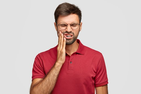 toothache blurb melbourne cbd